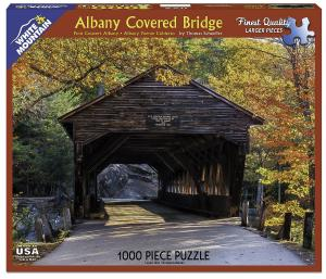 White Mountain Puzzles Inc. releases new Thomas Schoeller Jigsaw puzzle