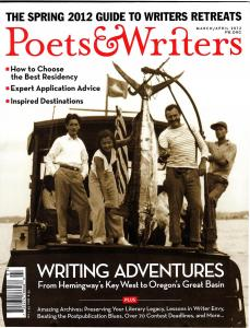 Poets And  Writers Publishes Thomas Schoeller Artwork