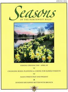 Thomas Schoeller Works Featured On Seasons Magazine Cover