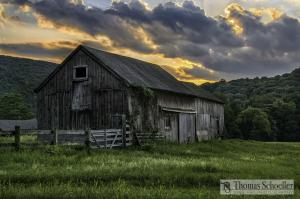 Rustic Decor Ideas - The Barn Art Collection By Thomas Schoeller